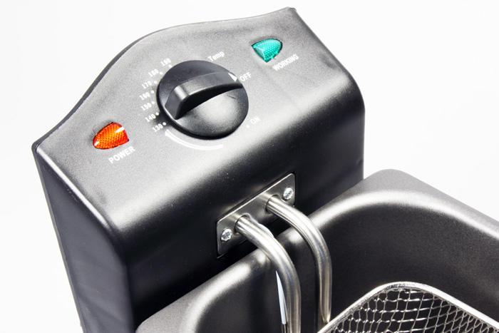 DPM friggitrice in acciaio 3lt FR3LT