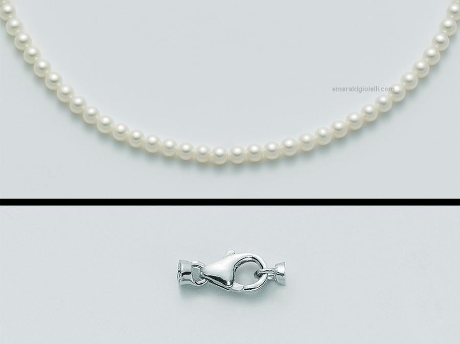 pcl5431 Girocollo di Perle Miluna