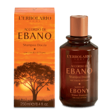 L'Erbolario - Accordo di Ebano Shampoo Doccia