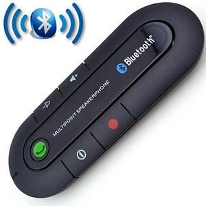 KIT BLUETOOTH 4.1 VIVAVOCE AUTO UNIVERSALE SPEAKER SMARTPHONE CELLULARE TABLET