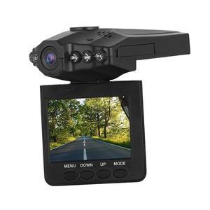 """TELECAMERA VIDEOREGISTRATORE MINI DVR AUTO HD MONITOR LCD VIDEO 2.5"""" 6 LED 720P"""