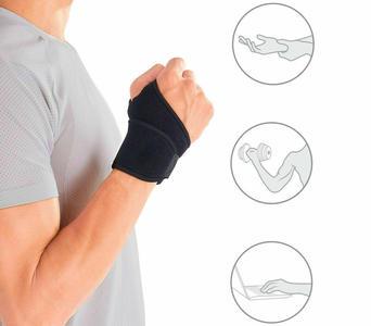 Fascia elastica mani polsiera supporto polso sollievo infiammazioni