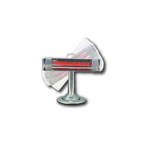 DPM Hiri stufa a carbonio doppia posizione NSK-T90