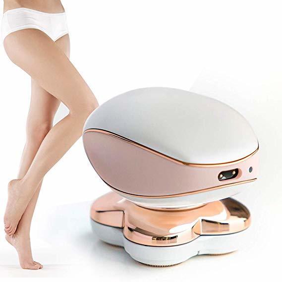 Rasoio gambe donna rimuove peli flawless legs asciutti o bagnati senza dolore