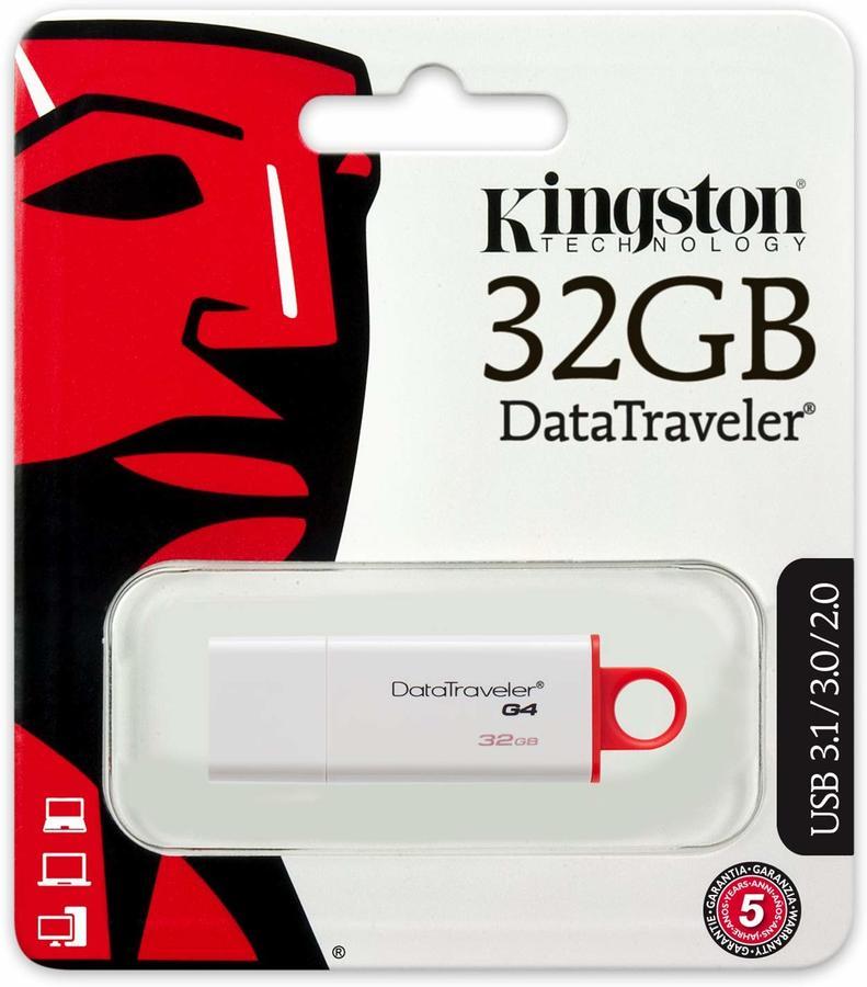 KINGSTON pendrive 32GB DTIG4 usb 3.0