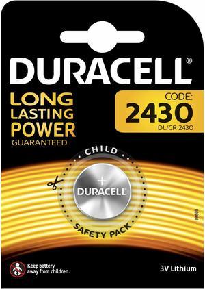 DURACELL DL2430 BATTERIA BL1 LITHIUM - CONFEZIONE DA 10