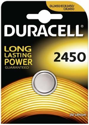 DURACELL DL2450 BATTERIA BL1 LITHIUM - CONFEZIONE DA 10