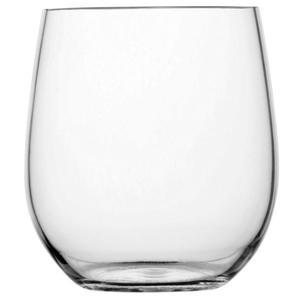 Bicchiere Acqua Antiscivolo Clear in Tritan 6 Pezzi Serie MISTRAL di Marine Business - Offerta di Mondo Nautica 24