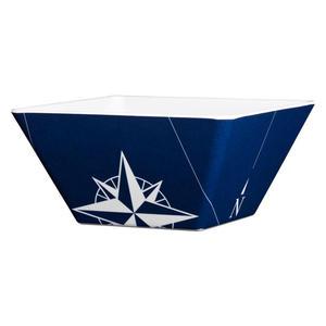 Ciotola Quadrata in Melanina serie NORTHWIND di Marine Business - Offerta di Mondo Nautica 24