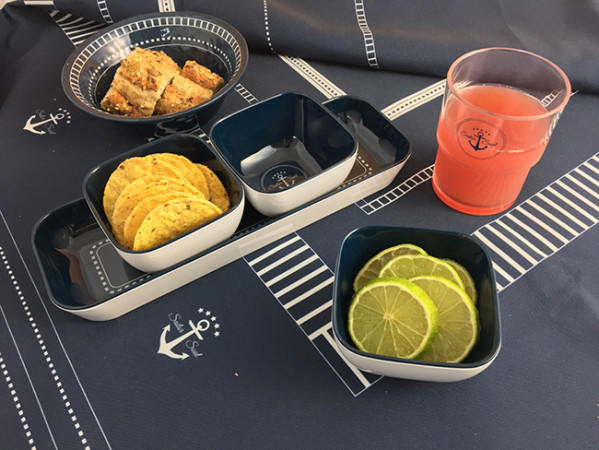 Bicchiere Impilabile Infrangibile serie SAILOR SOUL di Marine Business set 6 pezzi - Offerta di Mondo Nautica 24
