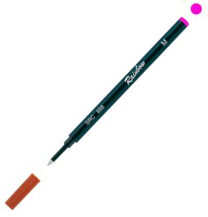 Refill Raimbow Roller corpo plastica   inchiostro colore magenta SRC 888