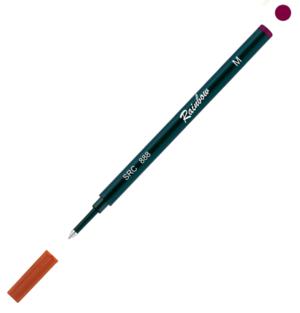 Refill Raimbow Roller corpo plastica  inchiostro colore fuxia SRC 888