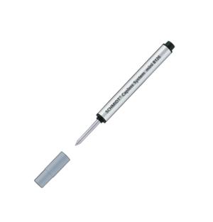 Refill mini roller capless lunghezza 76 inchiostro colore nero P 8126