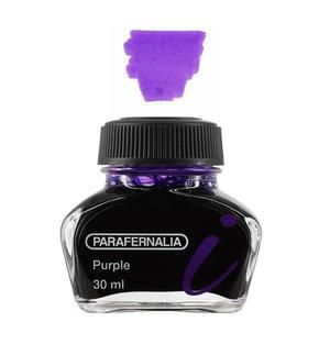 Inchiostro 30 ml in flacone di vetro - inchiostro di colore Viola