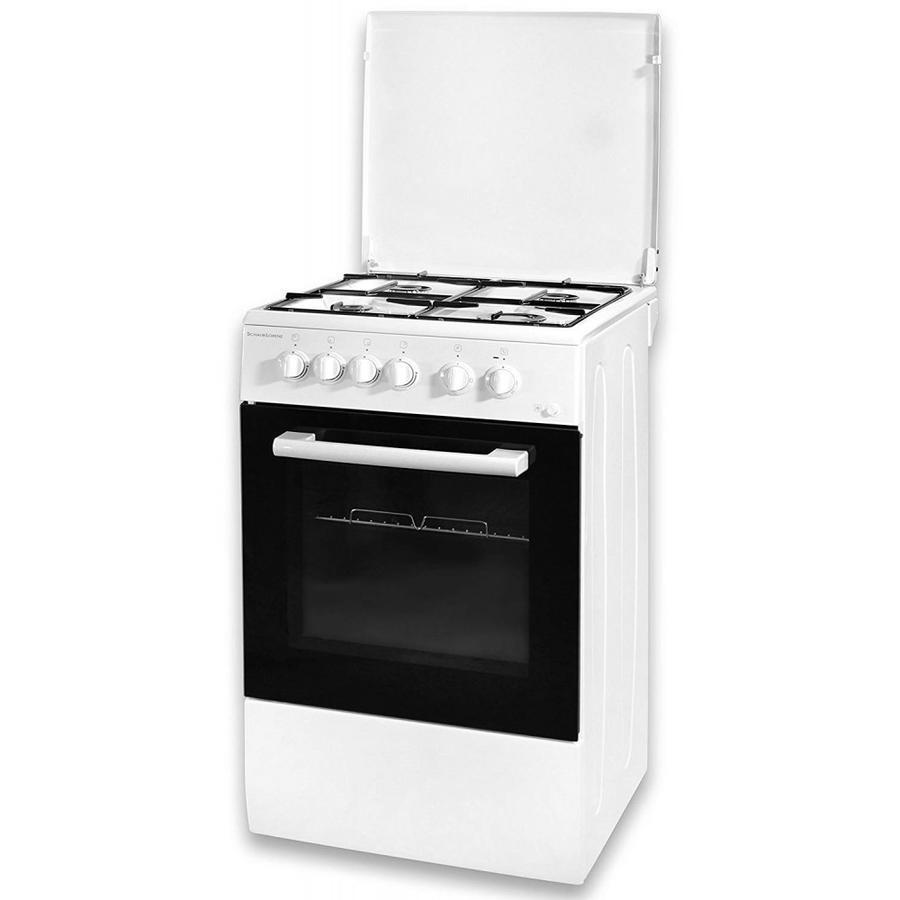 SCHAUB LORENZ cucina a gas multifunzione 50X50 BIANCA SS450GEW