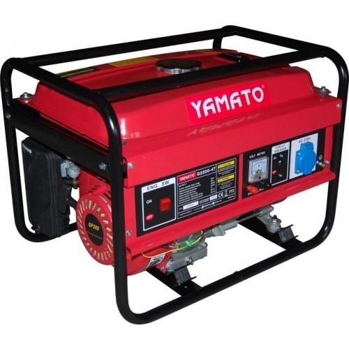 Moto Generatore di Corrente Yamato mod. G-2200 2,2Kw 4T 94717