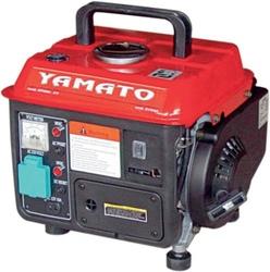 Gruppo elettrogeno generatore corrente YAMATO 91544 kW 0,80 elettrogeneratore gt 095