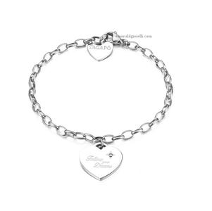 SBM16 Bracciale BE MY ALWAYS S'Agapò