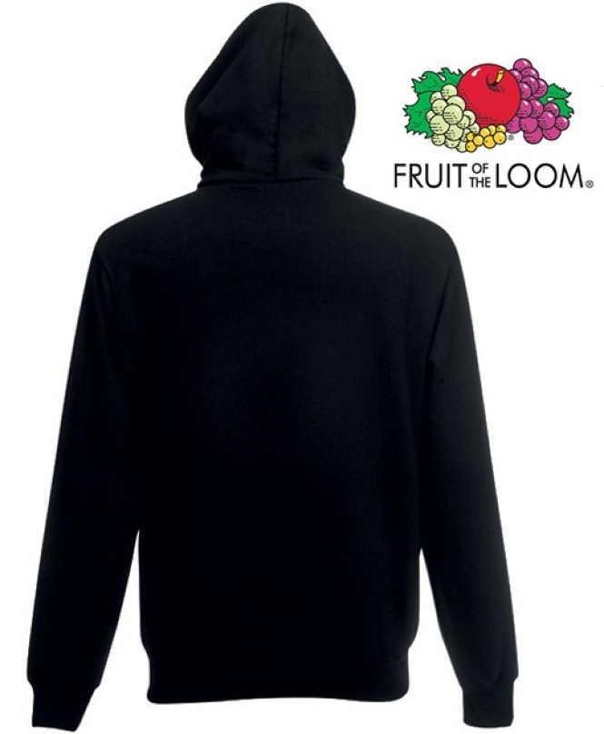 Fruit of the Loom Felpa Uomo
