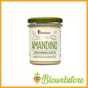 NON DISPONIBILE Amandino - Crema mandorle pelate Bio