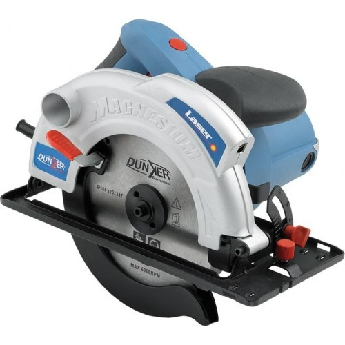 Sega Circolare Dunker mod. KS1350/185 1350W 185mm 5000 rpm  93070