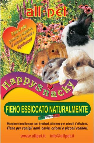 All Pet Ronny Fieno Happy Snacky