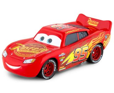 Cars 3 Lightning McQUEEN Disney Pixar - Automobilina in metallo -  Mattel FDT36 3+ anni