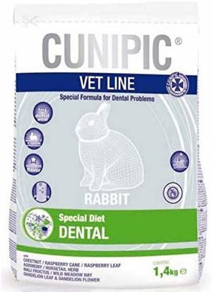 Cunipic VET LINE Dental - 1,4  Kg.