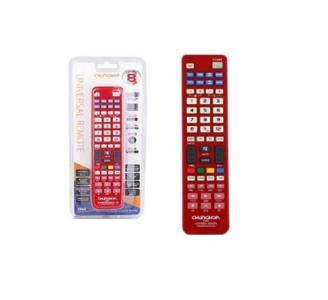 TELECOMANDO UNIVERSALE 8 IN 1 CHUNGHOP E885 TELEVISIONE DVB-T SAT DVD VCR TV