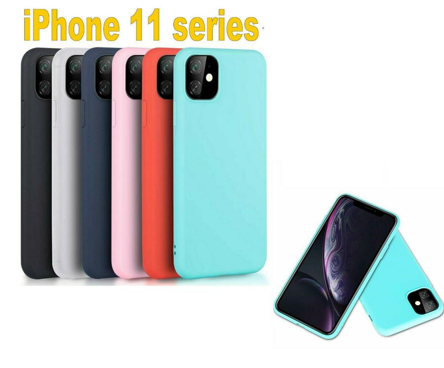 COVER CUSTODIA PER Iphone 11 / Pro Max Silicone