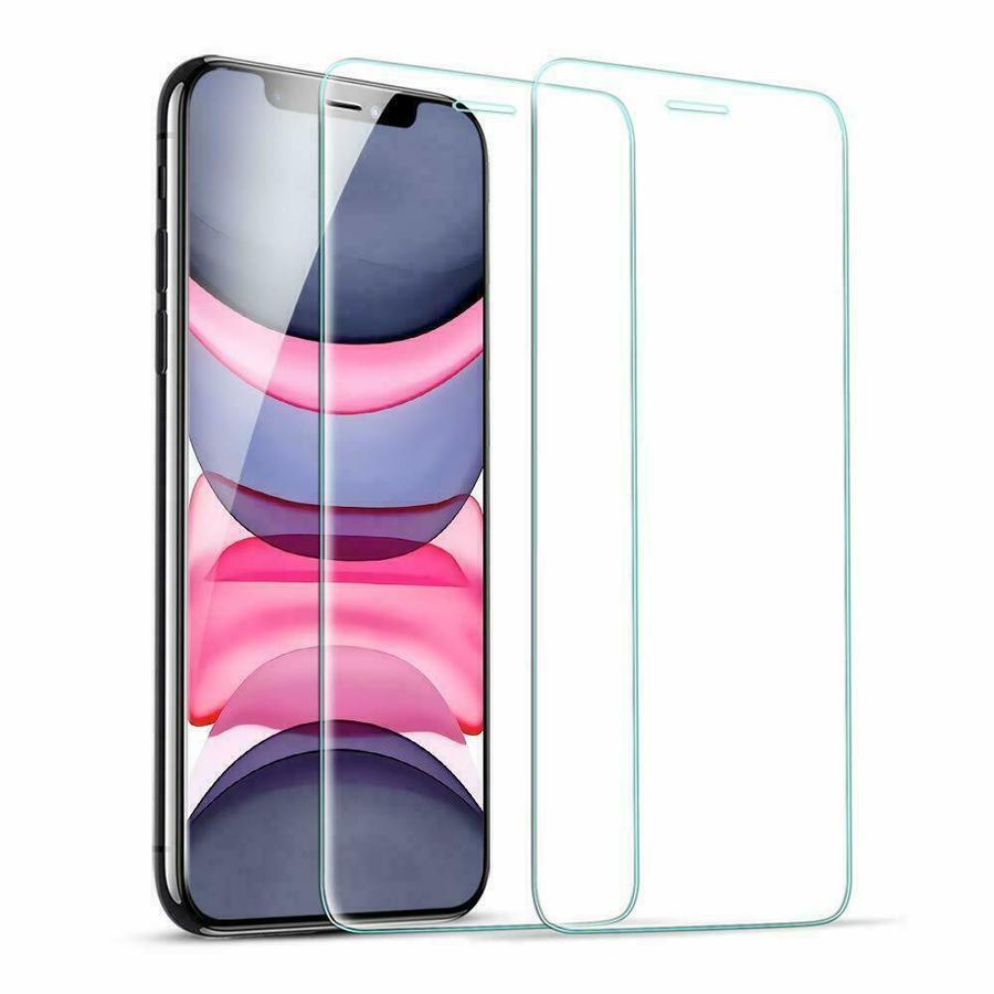 Pellicola Vetro Temperato per iPhone 11/PRO MAX Protezione Schermo Antigraffio
