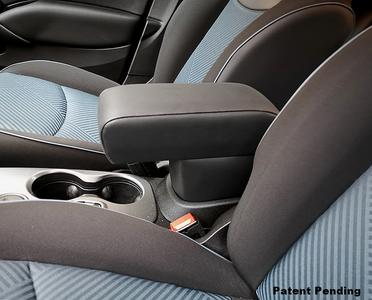 Armrest PREMIUM with storage for Fiat 500X
