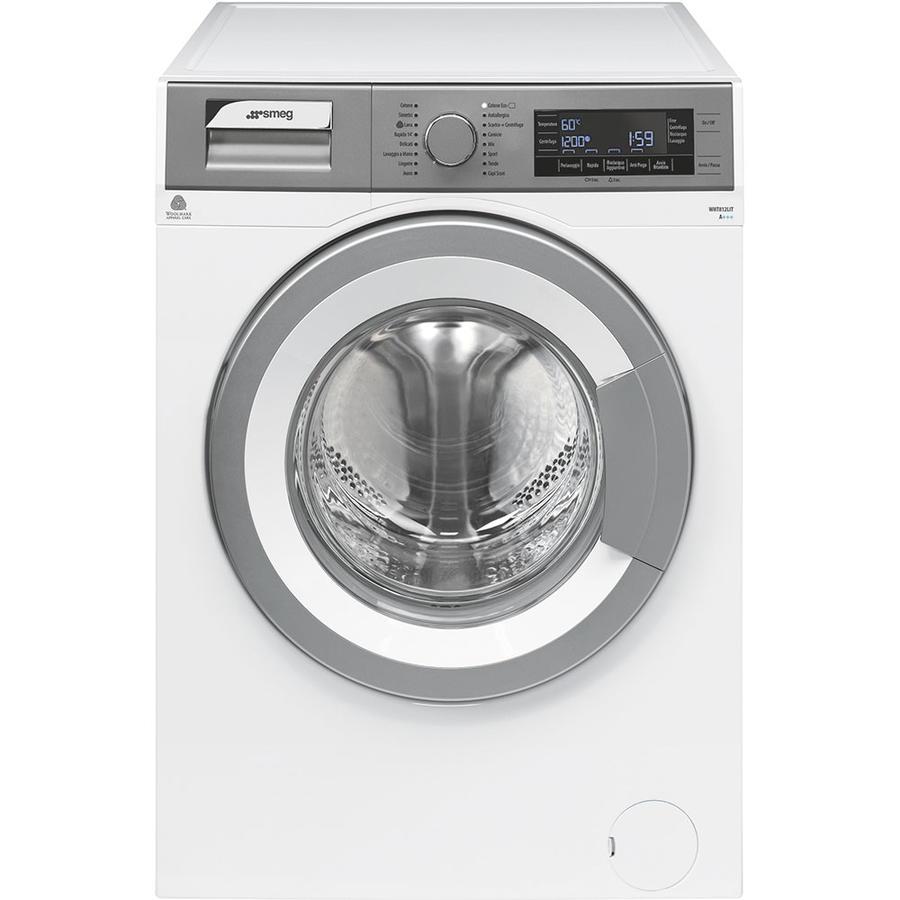 SMEG lavatrice 8kg classe A+++ 1200g WHT812