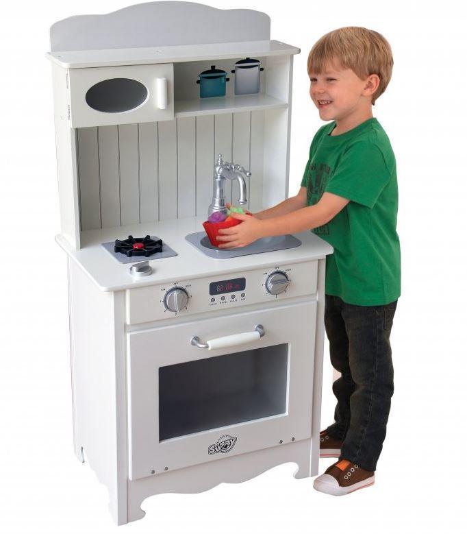 Cucina Country in Legno per Bambini di Sunny
