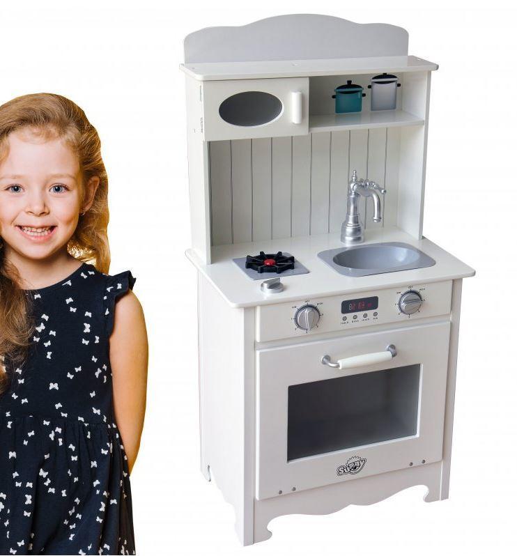 Cucina Country in Legno per Bambini di Sunny - Offerta