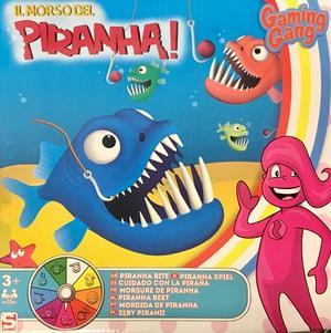 Il Morso del Piranha - Sambro NWT1-109-ITL-D 3+ anni