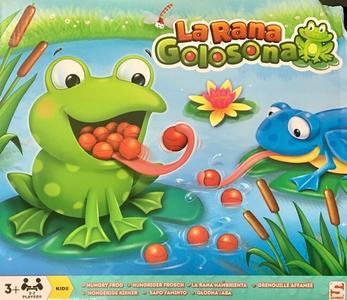 La rana golosona - Sambro NWT-174-ITL-D - 3+ anni