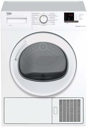 BEKO asciugatrice con pompa di calore 8kg A++ DRX822W