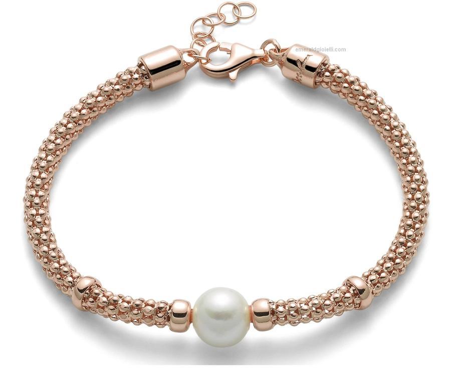 PBR3026R Bracciale con perla Miluna -