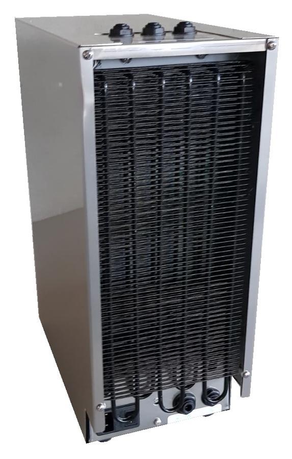 Erogatore sottolavello acqua naturale fredda,frizzante e ambiente completo per l'installazione.