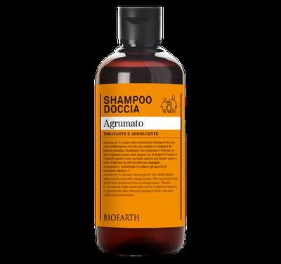 Bioearth - Shampoo-doccia agrumato