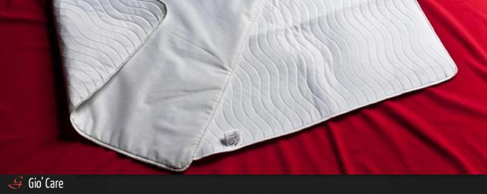 Medoro Gio Pad - Tappetino Igienico riutilizzabile 60x60 cm.