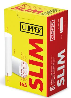FILTRI CLIPPER 6mm BOX PZ 10X165