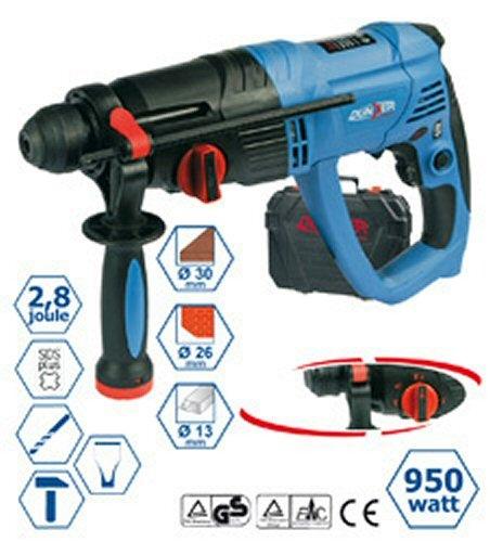 Tassellatore semiprofessionale SDS Dunker 950W BH 950/26 cod 92645