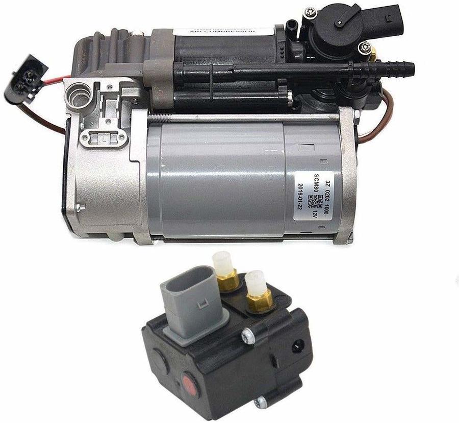 Compressore Sospensioni BMW F11 37206789165