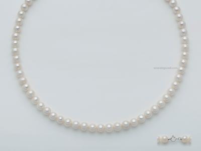 pcl4900 Girocollo di Perle Miluna -