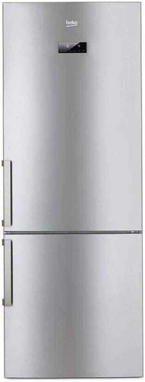 BEKO frigorifero combinato 520lt A++ SILVER RCNE520E31ZX ( 1 PEZZO DISPONIBILE )