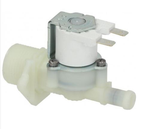 Elettrovalvola 1 via per erogatori e depuratori d'acqua.
