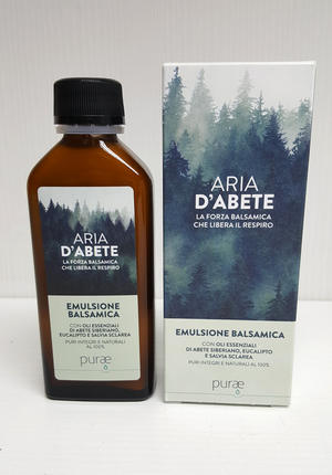 ARIA D'ABETE - Purae - Emulsione Balsamica