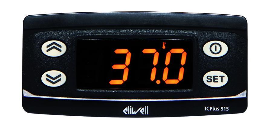 Eliwell ICPlus 915 NTC-PTC 12-24Vac-dc - ICP22DI450000